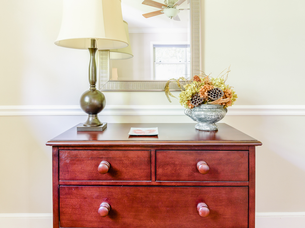 Home Staging pulls a room together