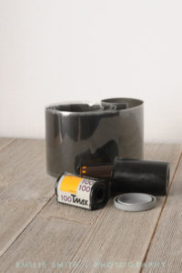 Photo storage - film