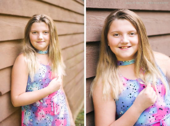 Pre-teen tween portraits continue to capture the journey into adulthood.